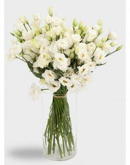 Bouquet of eustoma (15 pieces) | Flowers to girlfriend